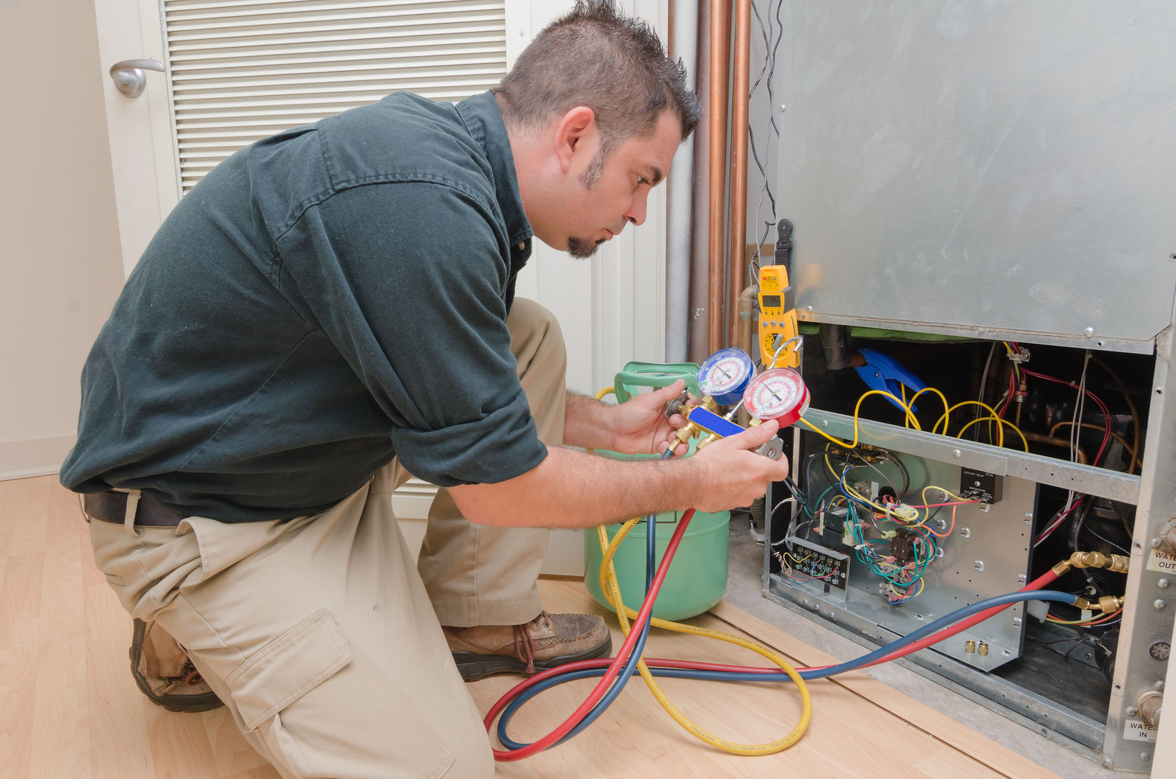 Commercial Hvac Service Installation Ac Repair Wiring When You Call Blue Ridge Heating Air Can Be Sure That Are Reaching An Professional Who Has The Expertise And Experience Required To Provide