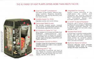 trane heat pumps